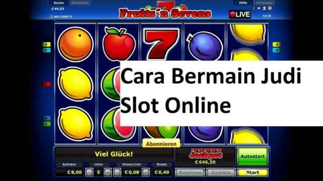 Deretan Game Slot Online Terpopuler 202